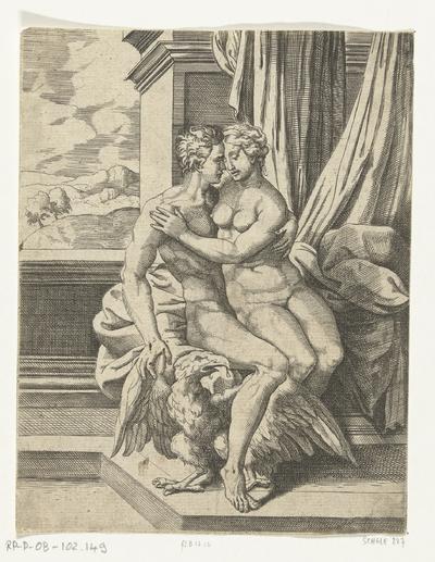 Jupiter en Alcmene; Jupiters liefdesavonturen