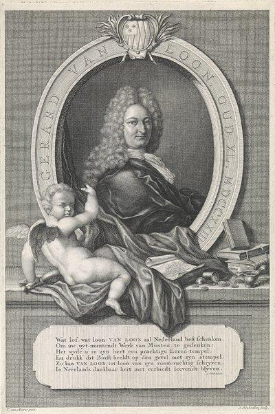 Portret van Gerard van Loon