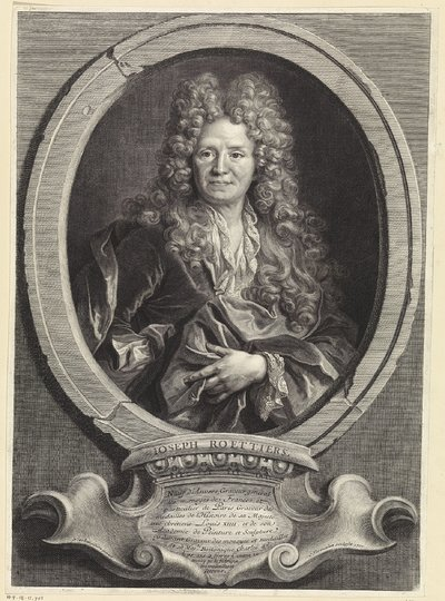 Portret van Joseph Roettiers