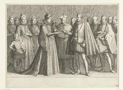 Huwelijk van Ferdinando I de' Medici met Christina van Lotharingen; Leven van Ferdinando I de' Medici