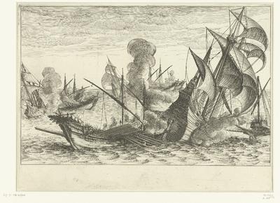 Tweede zeeslag van de vloot van Ferdinando I de' Medici tegen de Turkse vloot; Leven van Ferdinando I de' Medici