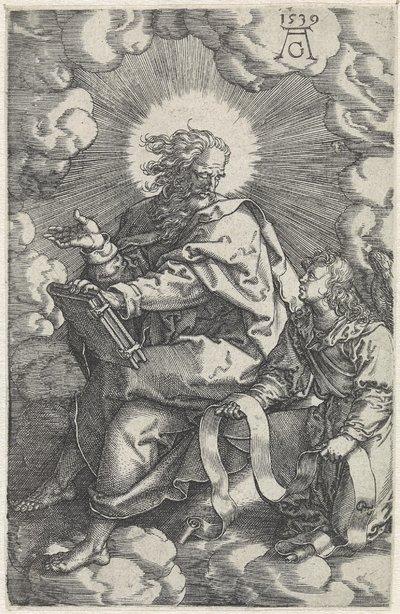 Mattheüs; Vier evangelisten
