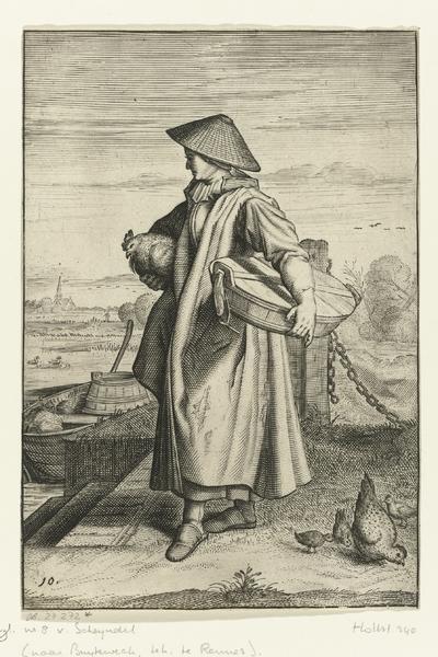 Habitus et cultus Matronarum Nobilu et Rusticarum (Clothing and Manners of Noblewomen and Countrywomen)