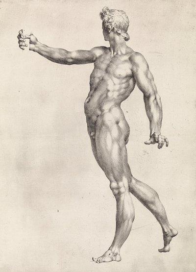 Apollo doodt de draak Python