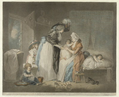 A Visit to the Child at Nurse