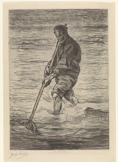De Schelpenvisser; The Fisherman