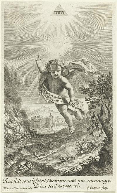 Vliegende engel