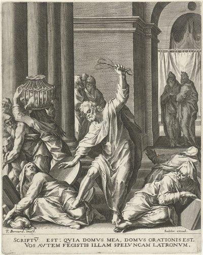Verdrijving van de geldwisselaars uit de tempel; De waarheid van de boodschap van Christus