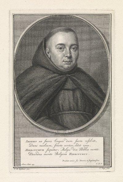 Portret van Willem Smits
