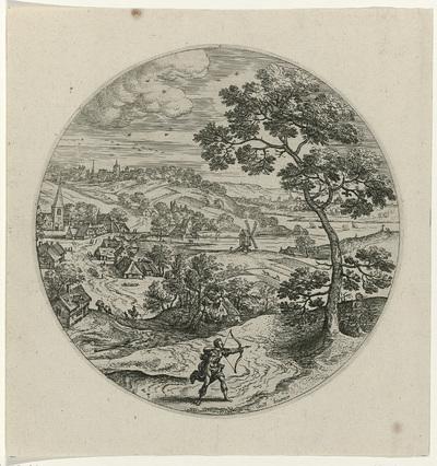 Cephalus op jacht; Cephalus en Procris