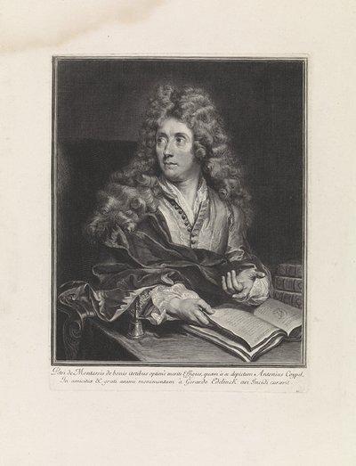 Portret van Pierre de Montarsis