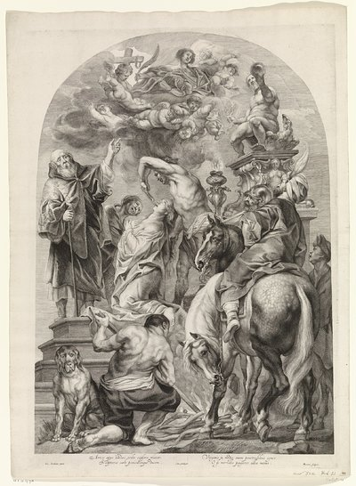 Martelaarschap van H. Apollonia
