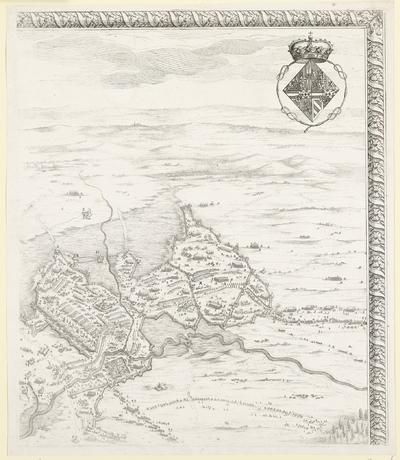 Beleg van Breda, 27 augustus 1624-5 juni 1625 (deel rechtsboven); Siege de Breda