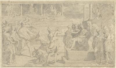 Martelaarschap van de heiligen Johannes en Paulus