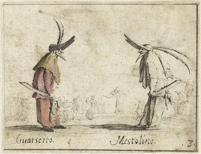 Guatsetto en Mestolino; Guatsetto. Mestolino.