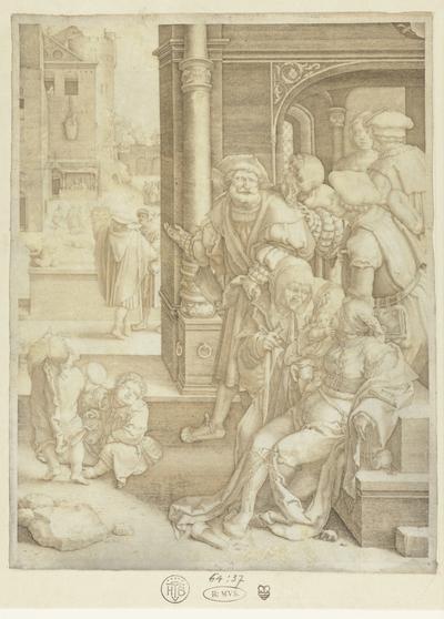 Virgilius in de mand