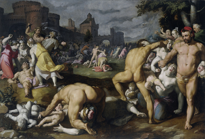 Image from object titled The Massacre of the Innocents