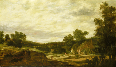 Image from object titled Hilly landscape