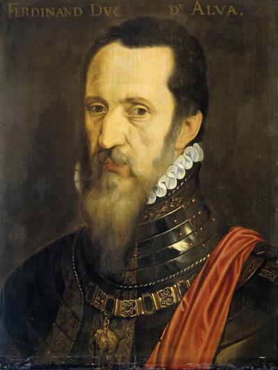 Image from object titled Portrait of Fernando Alvarez de Toledo, Duke of Alba
