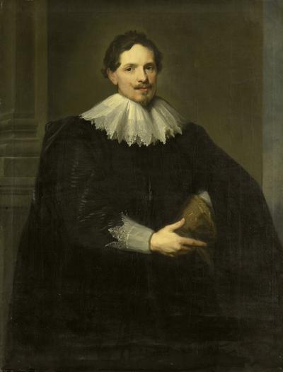 Image from object titled Sebastiaan Leerse, Merchant of Antwerp