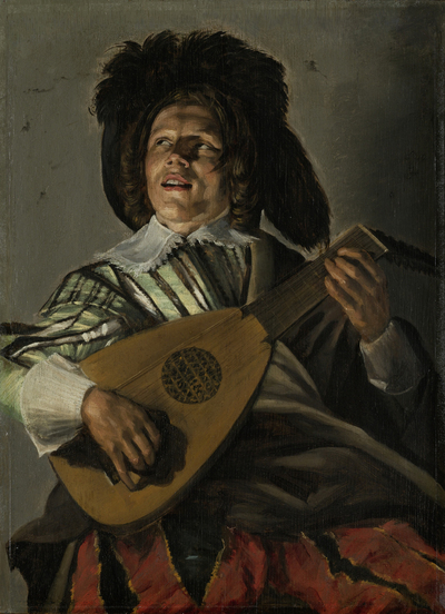 Image from object titled The Serenade