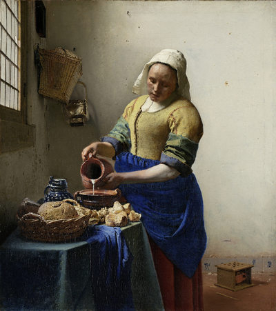 Image from object titled The Milkmaid