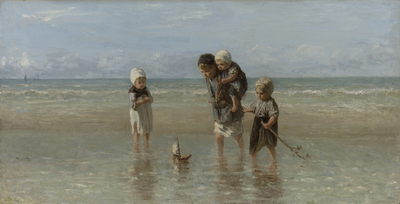Image from object titled Children of the Sea