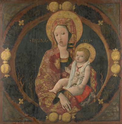 Virgin and Child | Squarcione, Francesco