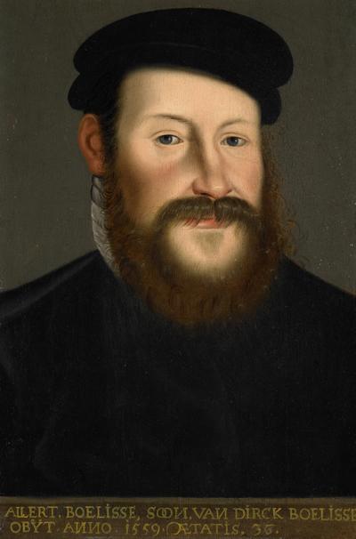 Image from object titled Allert Boelisse (1523-59)