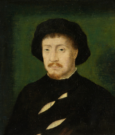 Image from object titled Portrait of a Man