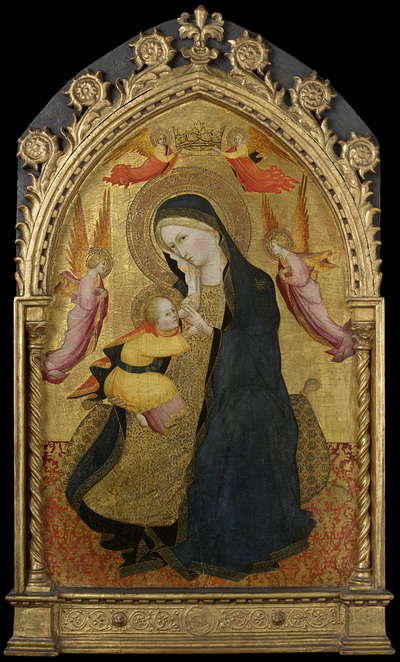 Image from object titled Madonna of Humility (Madonna dell'Umiltà)