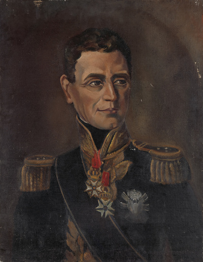 Image from object titled Jonkheer Jan Willem Janssens (1762-1838). Gouverneur-generaal (1811-12)
