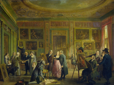 Image from object titled The Art Gallery of Josephus Augustinus Brentano