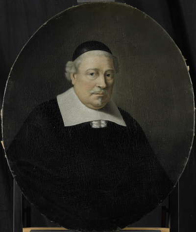 Image from object titled Portrait of Cornelis de Koningh, Director of the Rotterdam Chamber of the Dutch East India Company, elected 1649