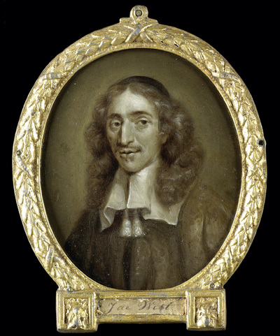 Image from object titled Portrait of Johan de Witt, Grand Pensionary of Holland