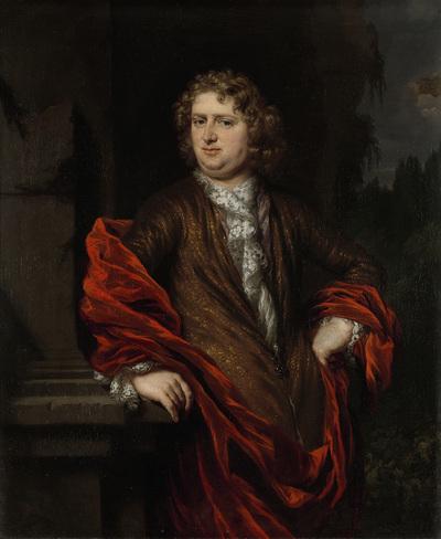 Image from object titled Portrait of Pieter Groenendijk