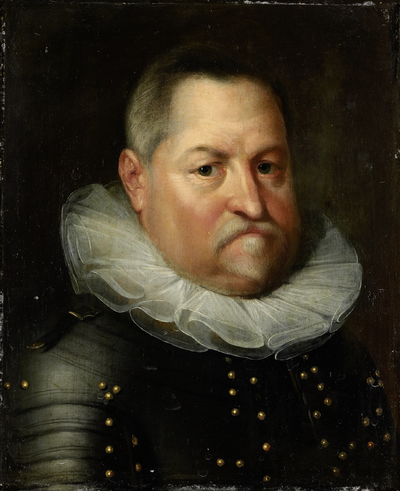 Image from object titled Portrait of Count John of Nassau, know as John the Old