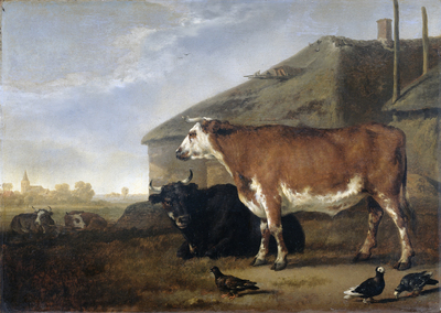Image from object titled Cattle