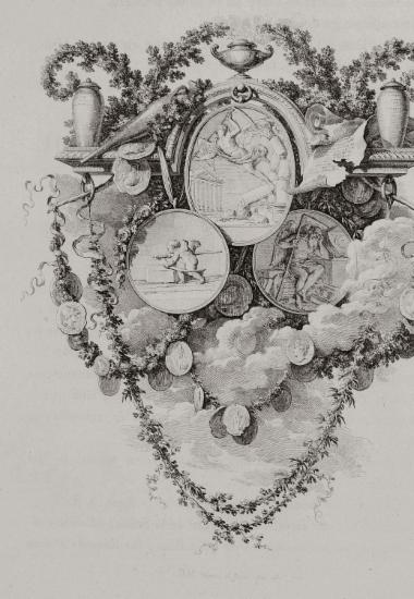 Allegory: Time goes by.
