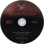 Ariadne on Naxos complete with Le bourgeois gentilhomme