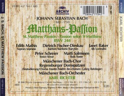 Matthaüs-Passion