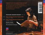 Piano concertos 24, K491 & 23, K488