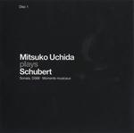 CD 2: Sonata in A minor, D537 ; 6 German dances, D820 ; Sonata in A major, D664 ; 12 German dances (Ländler), D790
