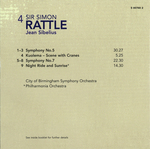 CD 1: Symphony no. 1 ; Violin concerto