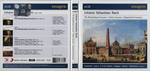 CD 1:  The Brandenburg concertos BWV 1046-1048