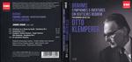 CD 3: Academic festival overture ; Tragic overture ; Alto rhapsody ; Symphony no. 4