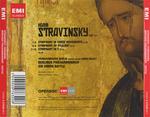 Symphony of psalms ; Symphony in C ; Symphony in three movements