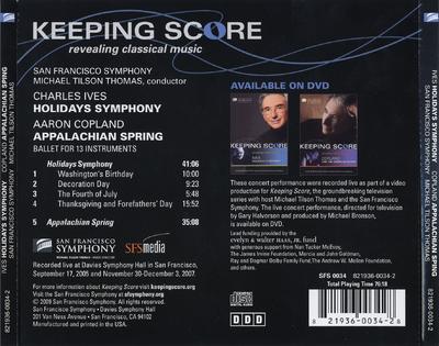 Holidays symphony