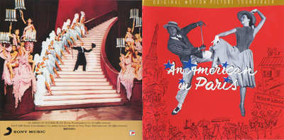 An American in Paris original motion picture soundtrack