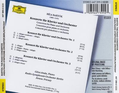 Konzerte für Klavier und Orchester Nos. 1-3